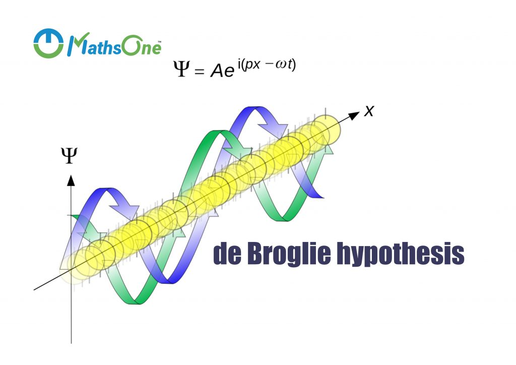 de broglie hypothesis