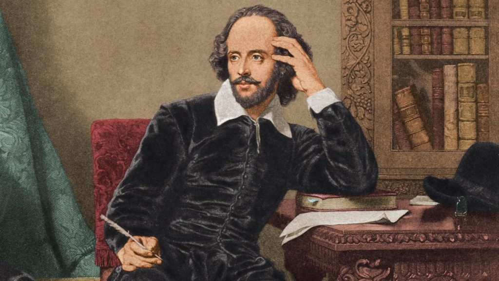 6 great writers of English literature
