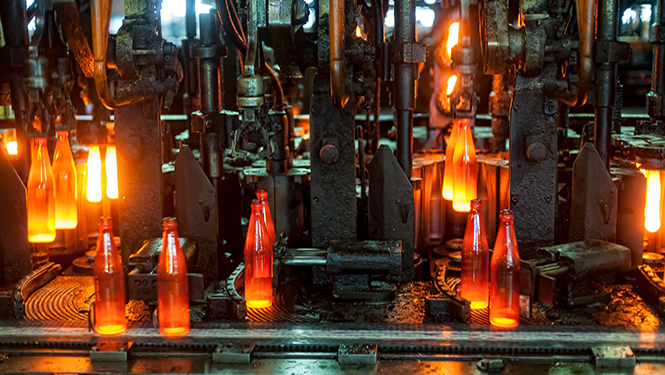Glass production and applications